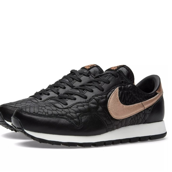 80231fd667e99 Nike Air Pegasus 83 Premium Quilted Black Metallic